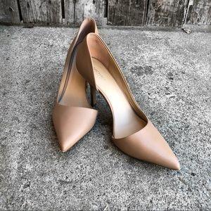 Michael Kors • nude heels